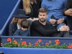 Piqué, Shakira y Milan