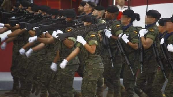 408c361aa7 Requisitos para las mujeres en las Fuerzas Armadas