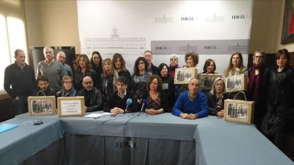 El alcalde de Ferrol se reúne con funcionarios de Justicia