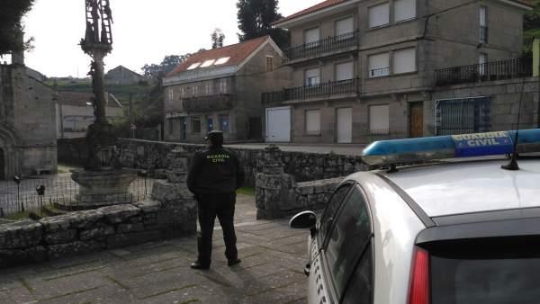 Investigados tres menores por agredir a otro en Cangas