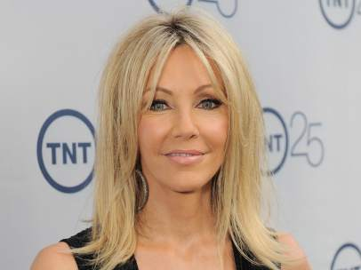 La actriz Heather Locklear en 2013.