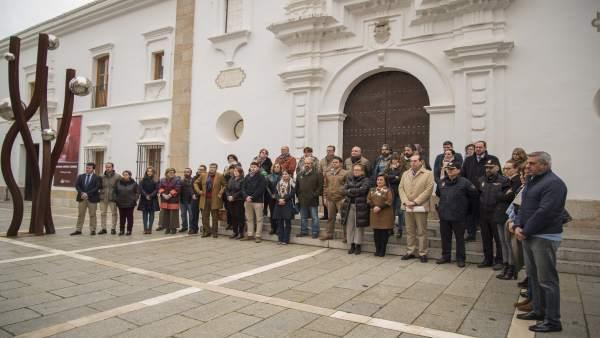 Asamblea De Extremadura. La Asamblea De Extremadura Premiada En La Iii Edición D