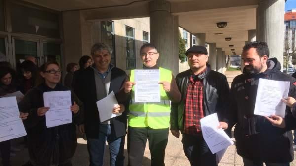 Sindicatos de justicia reclaman que vuelva un mediador