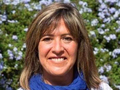 Núria Marín, alcaldesa de l'Hospitalet del Llobregat.