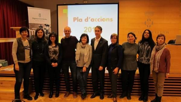 Jornada de turismo de los consejos comarcales de Lleida