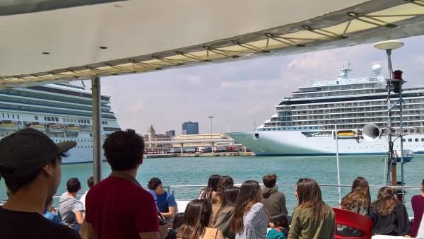 Cruceros en València
