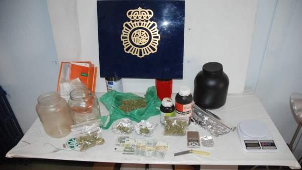 Rmtdº Nota De Prensa Por Tráfico De Drogas En Álcazar De San Juan