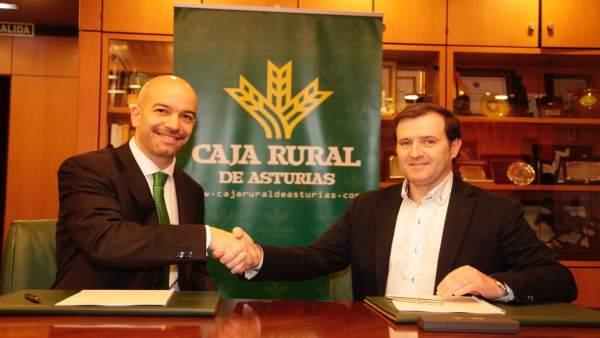 Mariano Espin y Gumersindo Rodríguez