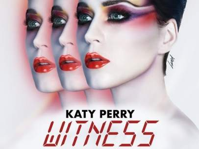 Cartel del concierto de Katy Perry.
