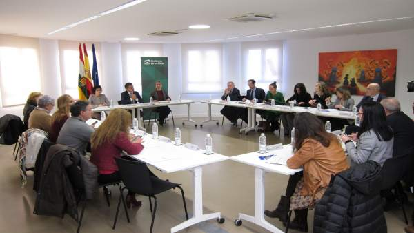 Reunión Comisión Institucional Violencia Doméstica