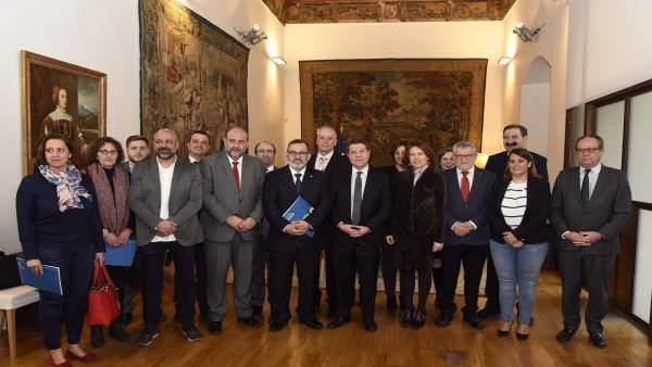 Consejo de Gobierno Familias Numerosas