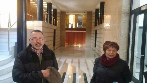 Sergio Primiani y Marisa Martín