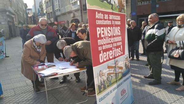 En defensa de las pensiones (CIG)