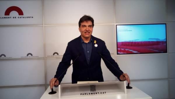 Sergi Sabrià (ERC).