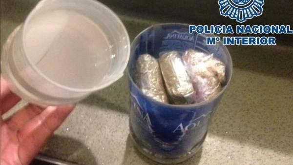 Np: Detenido En El Ferry Ceuta Algeciras Por Ocultar Droga En El Interior De Una
