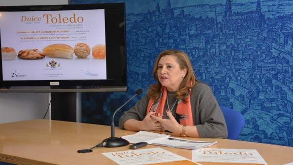 Rosana Rodríguez, feria del dulce