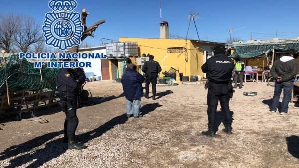 Nota De Prensa, Fotografías E Imágenes 'La Policía Nacional Esclarece La Muerte