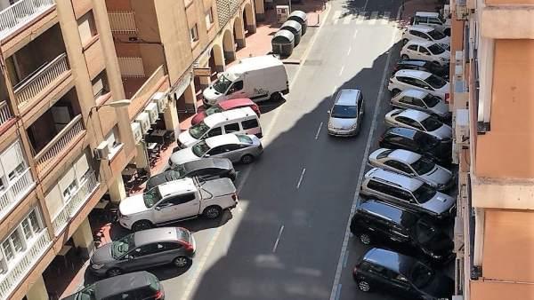 Calle Artés de Arcos en Almería