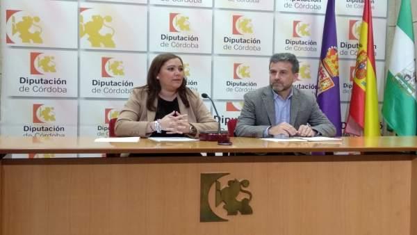 Carrillo y Sánchez informan sobre los acuerdos de la Junta de Gobierno