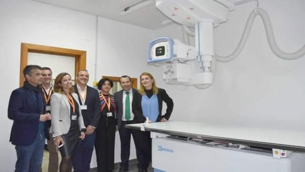 Nuevo Equipo De Radiología Para El Centro De Salud De San Pedro