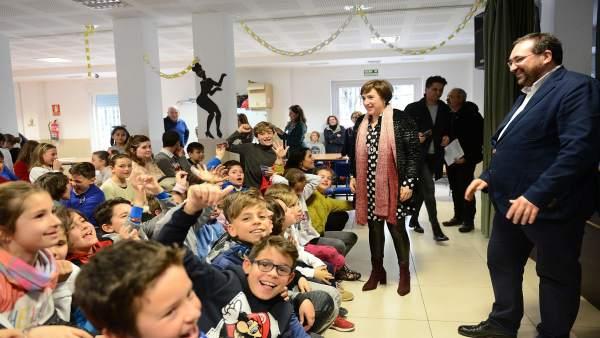 Día de Andalucía en el centro educativo Sierra Elvira