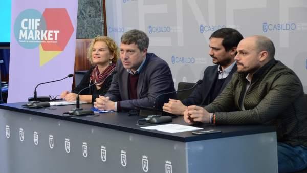 Nota De Prensa Y Fotografías: Cultura Ciif Market