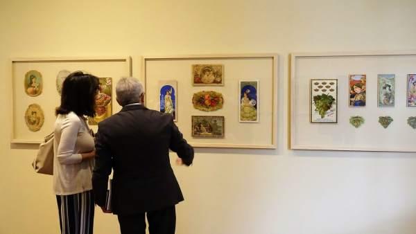 Exposición pasas MUPAM Málaga