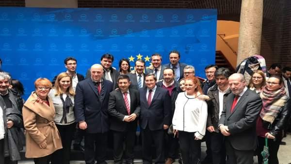 Reunión en Madrid de alcaldes y presidentes de Diputaciones