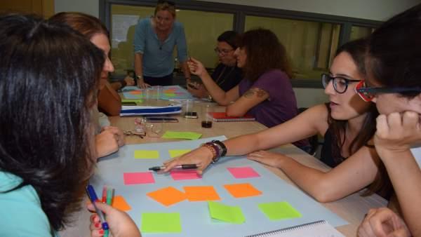 Centro de innovación social La Noria proyectos emprendimiento Escuela Impacto So