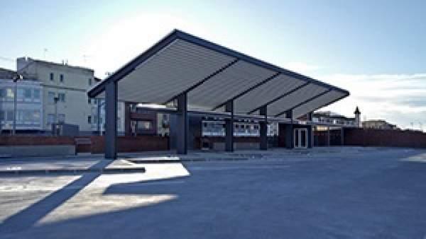 La nueva estación de autobuses de Mollerussa entrará en servicio el lunes