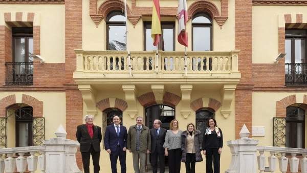 Polanco, Méndez de V, Herrera, Armisén, Salgueiro yCirca