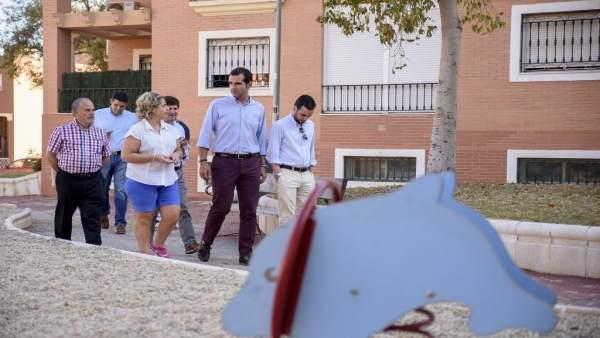 Notas Ayto. Almería (3) Jgl Adjudicación Obras Remodelación Parques / Jgl Adjudi