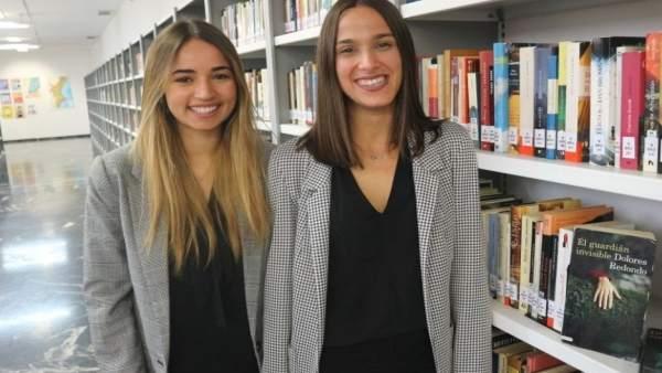 Las creadoras de Bookmeup