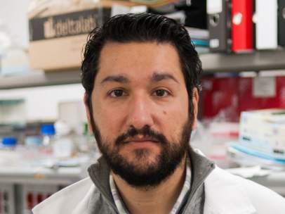 Raúl Delgado Morales. Investigador