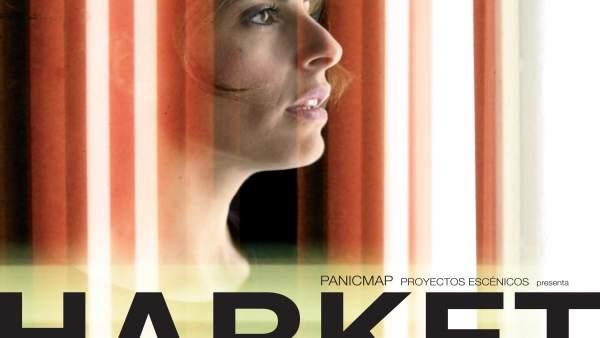 Cartel de la obra 'Harket (protocolo)'