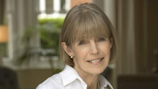 La escritora británica Penny Vincenzi.
