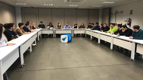 Comité ejecutivo provincial de Nuevas Generaciones