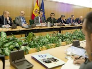 Negociación entre sindicatos de Policía y Guardia Civil con el Gobierno