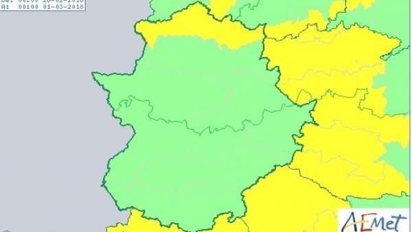 Mapa 28 de febrero