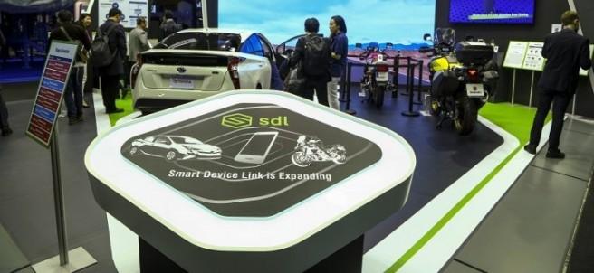 SmartDeviceLink, sistema de seguridad de Toyota