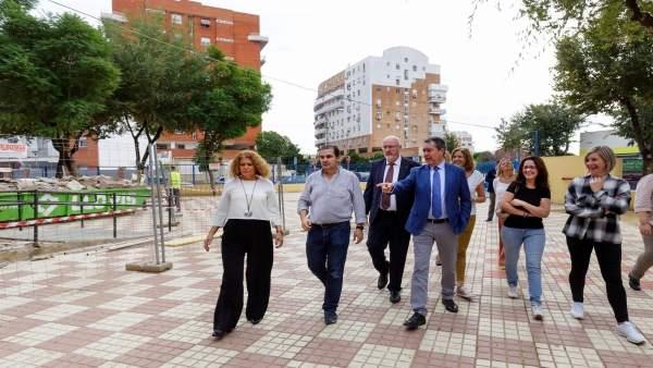 Concluyen obras en el CEIP Isbilya de Sevilla