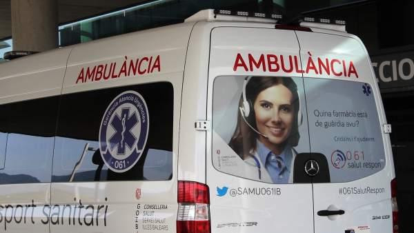 Ambulancia, recurso, son espases, sanidad