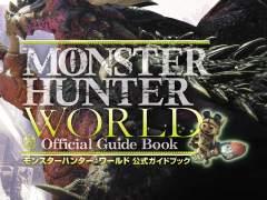 Guía oficial de 'Monster Hunter World'