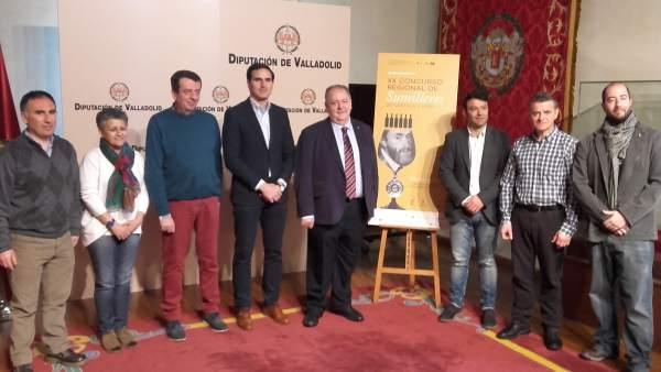 Presentación del XX Concurso Regional de Sumilleres