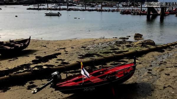 Puerto gallego, flota gallega