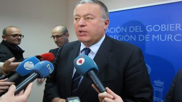 El delegado en una foto de archivo