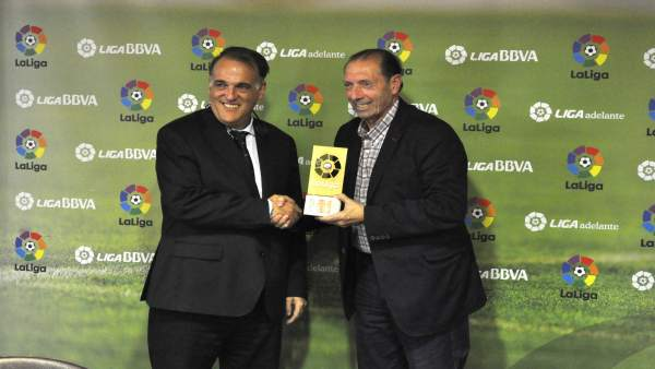 Enrique Castro 'Quini', delegado del Real Sporting de Gijón