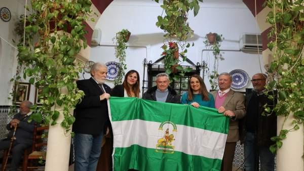 Esther Ruiz comparte el 28F con Federación de Casas autonómicas y provinciale