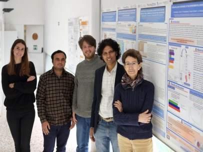 Investigadores del TecnATox de la URV