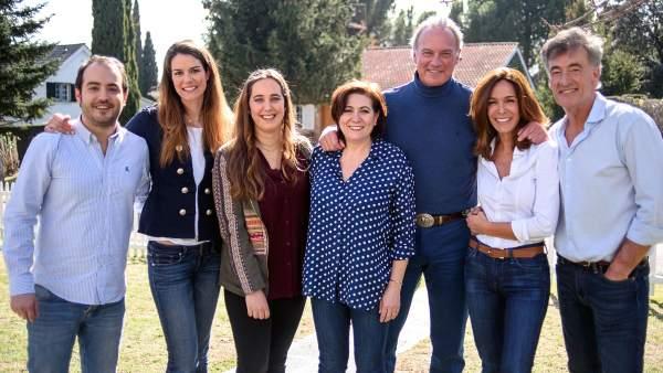 Actores de 'Médico de Familia'